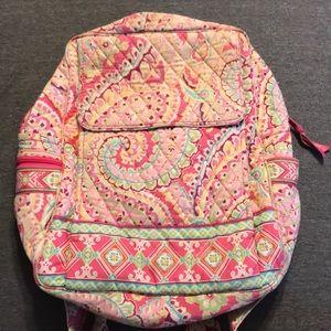 EUC Large Vera Bradley Backpack